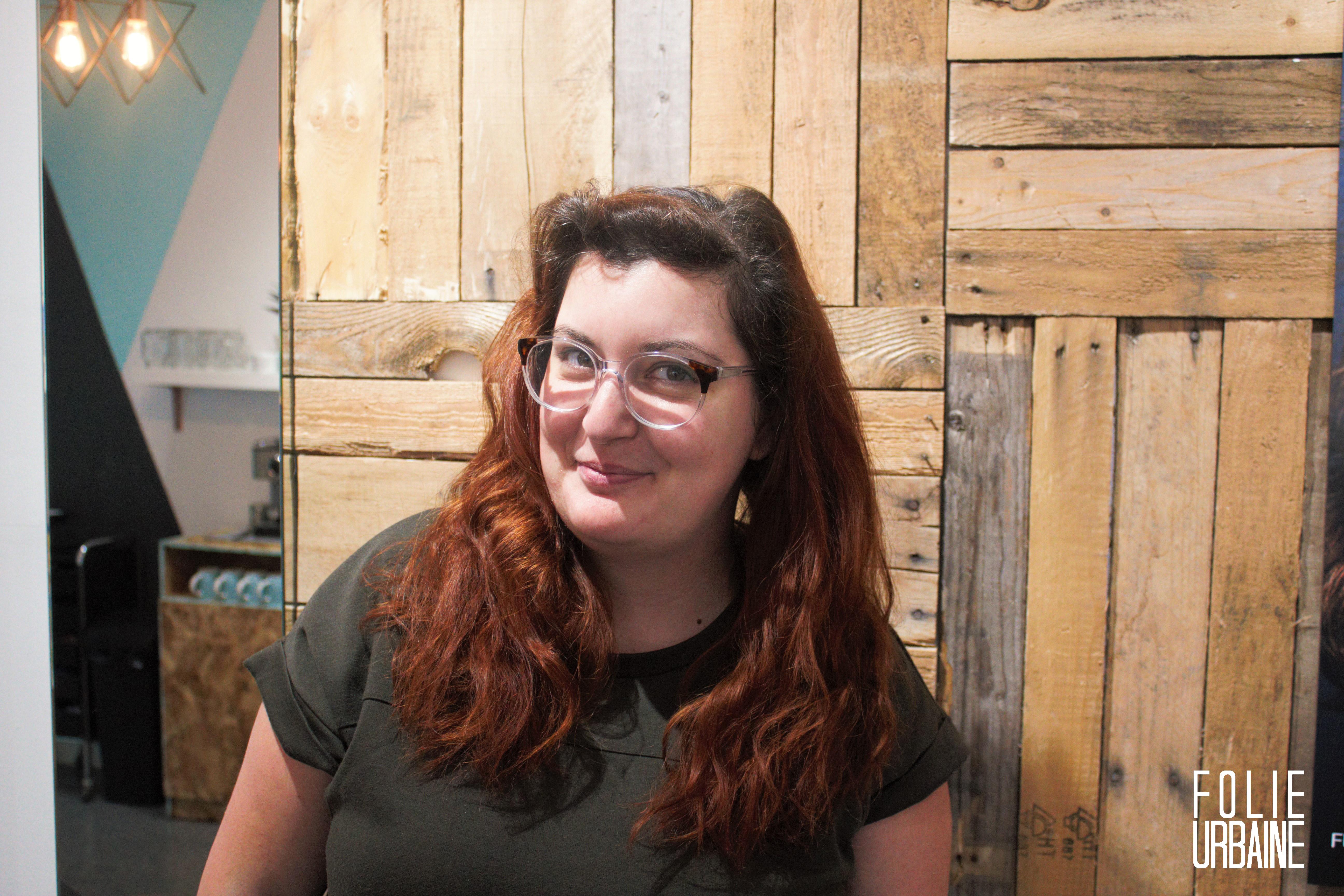 folie urbaine karine villeray artiste coiffeur